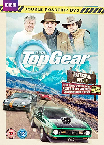 Top Gear - The Patagonia Special [DVD] [2015] by Jeremy Clarkson