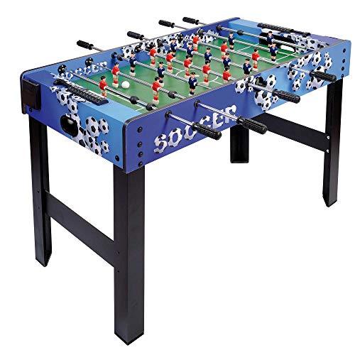 giocheria rdf1029 sport games calcetto in legno soccer match