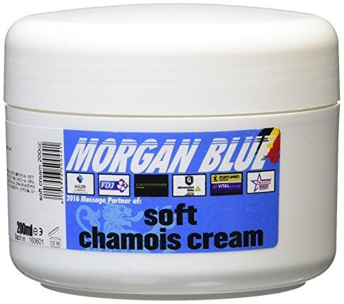 MORGAN BLUE(モーガンブルー) クリーム ソフトシャモワクリーム [soft chamois cream] 200ml 股ずれ/肌荒れ...