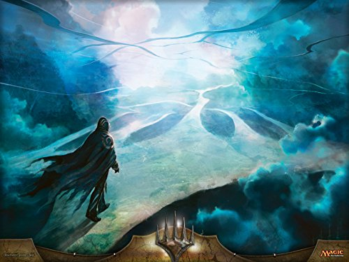 RFG REMOVE FROM GAME Jace Walk The Path Playmat 24 x 14 inch Mousepad for Yugioh Pokemon Magic The Gathering