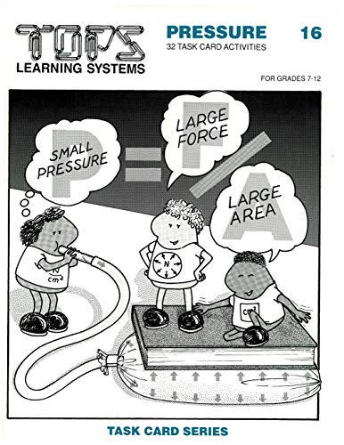 Download Pressure: Grades 7-12 (TOPS Learning Systems) 094100886X