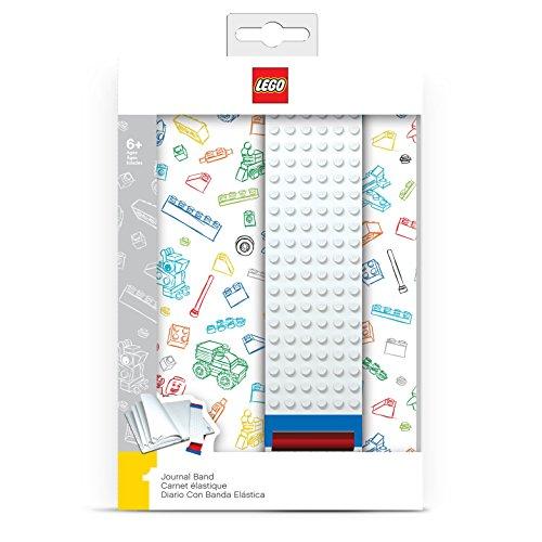 Lego 51525 - Notizbuch bunt mit Lesezeichenband