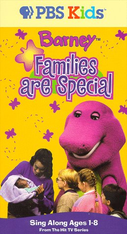 Families Are Special [VHS]