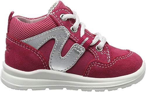 Superfit Jungen Mädchen Mel Sneaker, Pink (pink Kombi), 20 EU