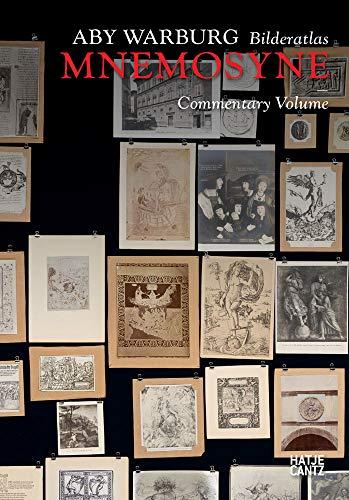 Aby Warburg: Bilderatlas Mnemosyne: Commentary Volume