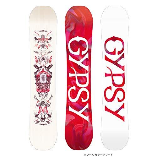 Salomon Gyspy Snowboard Womens Sz 143cm