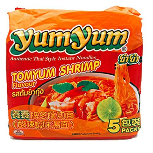 インターフレッシュ インスタントラーメントムヤムシュリンプ味5食パック 70gX5