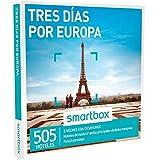 SMARTBOX - Caja Regalo - TRES DÍAS POR EUROPA - 520 hoteles de hasta 5* en principales ciudades de España, Europa, Marruecos y Túnez