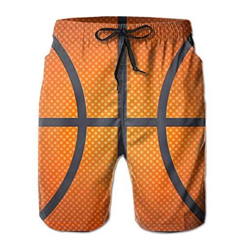 First Ring Badehose Baseball Kleidung Ball Beach Shorts für Männer Badehose Badeanzug Boardshorts,