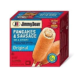 Jimmy Dean, Original Pancake & Sausage, 30oz.