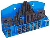 TE-CO 20402PL Machinist Promo Kit, 5/8' Table T-Slot x 1/2-13' Stud, 52 Pieces