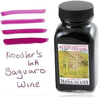 Noodler's Ink Fountain Pen Bottled Ink, 3oz, Saguaro Wine