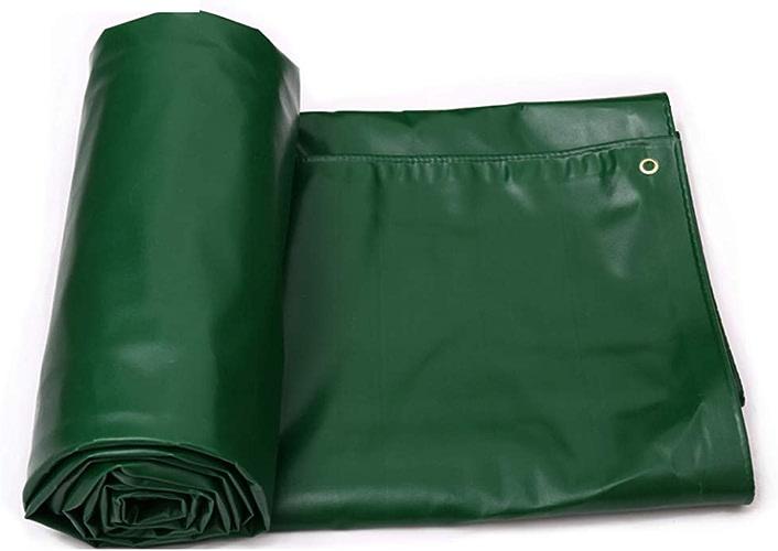 Bache Verte bache Bache anti-pluie pour camion Convient pour les voyages en plein air camping piscine couverture pique-nique véhicule camping randonnée randonnée pet cargo cover ( taille   75m )