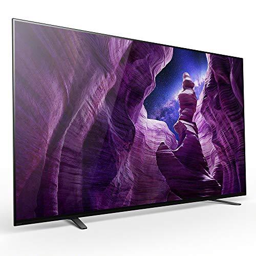ソニー65V型有機ELテレビブラビアKJ-65A8H4Kチューナー内蔵AndroidTV(2020年モデル)