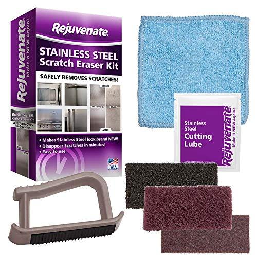 Rejuvenate Stainless Steel Scratch Eraser Kit