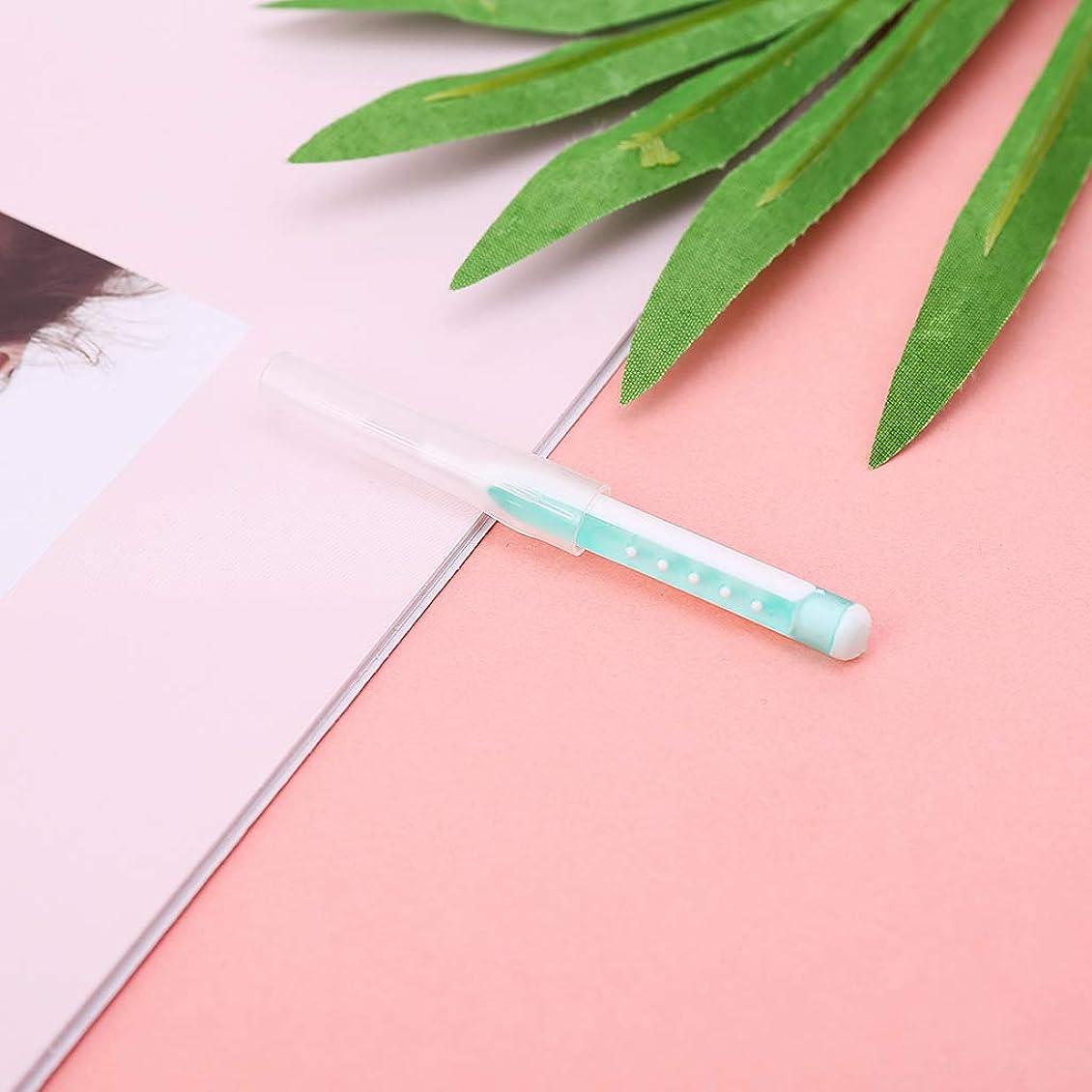 要塞データベースリボンYblings 8本のきれいな歯のフロスヘッド衛生歯科歯間ブラシの口腔清掃
