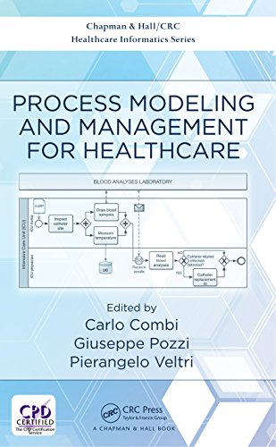 Process Modeling and Management for Healthcare (Chapman & Hall/CRC Healthcare Informatics Series) (English Edition)