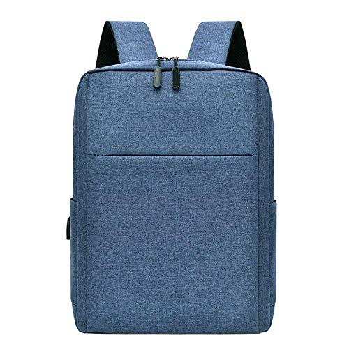 Backpack Bag New Laptop Usb Backpack School Bag Rucksack Anti Theft Men Backbag Travel Daypacks Male Leisure Backpack Blue