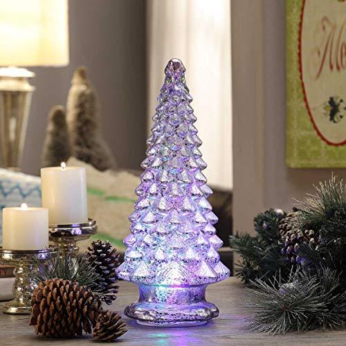 """Mr. Christmas 69844 Kaleidoscope Tree 16"""" holiday decoration, One Size, Multi"""