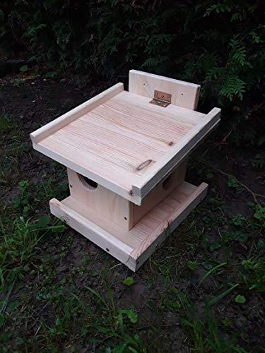 Kees Holzprodukte Eichhörnchenkobel Kobel für Eichhörnchen