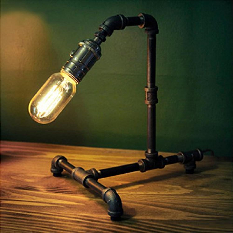 GaoHX Light Loft Industriellen Vintage Rohr Rohr Rohr Lampe Cafe Dekoriert Kreative Tischleuchte B06XBVSGTK | Nutzen Sie Materialien voll aus  dbfa5a