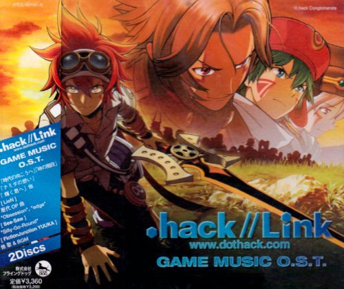 .Hack//Link Game Music