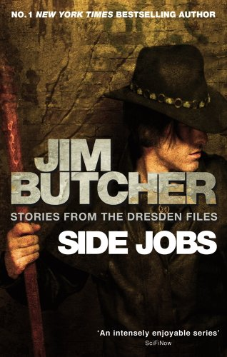 Side Jobs: Stories From The Dresden Files (The Dresden Files series) (English Edition)
