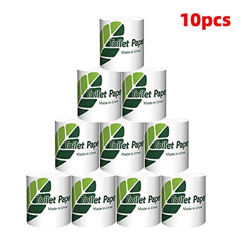 USB FAN Hoogwaardig zacht 3-laags toiletpapier, professionele keukenhanddoeken van natuurlijk hout, 10 rollen per set, ondersteuning bij grote aankoop.