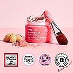 Sand & Sky Masque réducteur de pores à l'argile rose d'Australie pour le visage #1