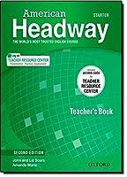 Second Edition Starter Teacher's Book with access to Teacher Resource Center (American Headway)