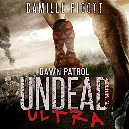 Dawn Patrol audiobook cover art