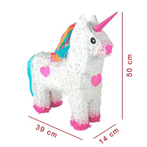 Einhorn Piñata - 5