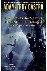 Andrea Cort, Tome 1 : Emissaires des morts Broché