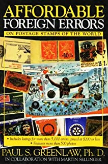 Affordable Foreign Errors: On Postage Stamps of the World