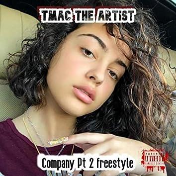 Company Pt 2 Freestyle