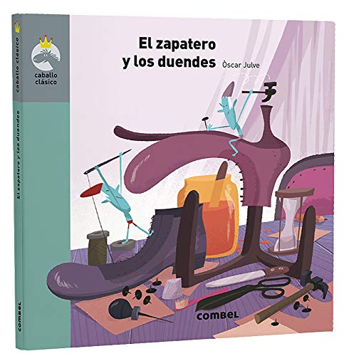 El Zapatero y Los Duendes_Caballo clásico: 12