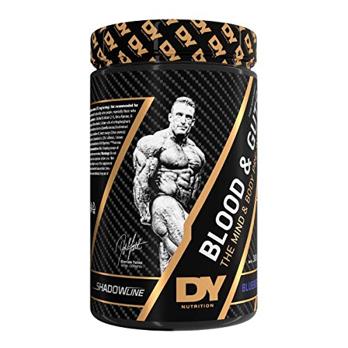 Dorian Yates Blood and Guts, Bubble Gum, 495 g