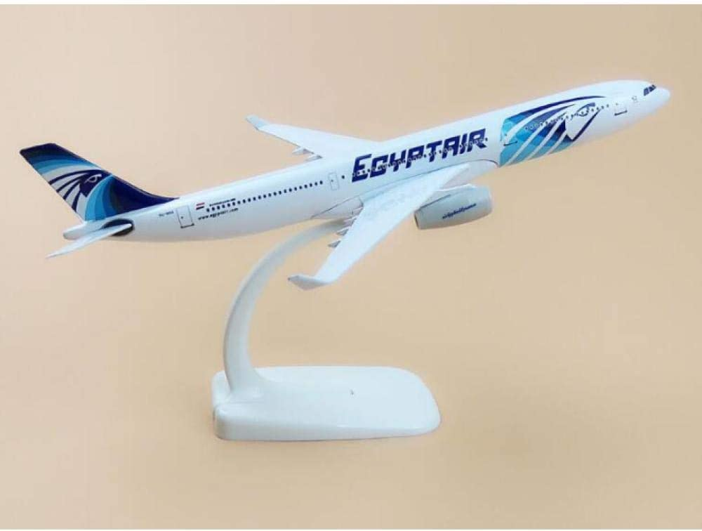 20 cm Metal Alloy Aircraft Model Air A330 Airbus Airline Finally resale start Egypt Inexpensive A