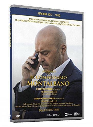Il Comm.Montalbano S.2017 (Box 2 Dvd)