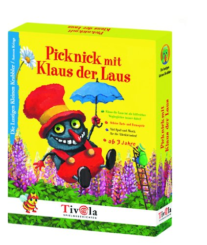 Picknick mit Klaus der Laus