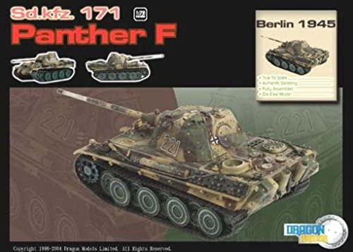 Dragon, Panther F. Berlin
