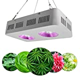 FCSFSF 400W COB LED Grow Light,Full Spectrum Adjustable Plant Light, Upgraded Version of The Led Grow Light is Widely Used in The Cultivation of Many Indoor Plants