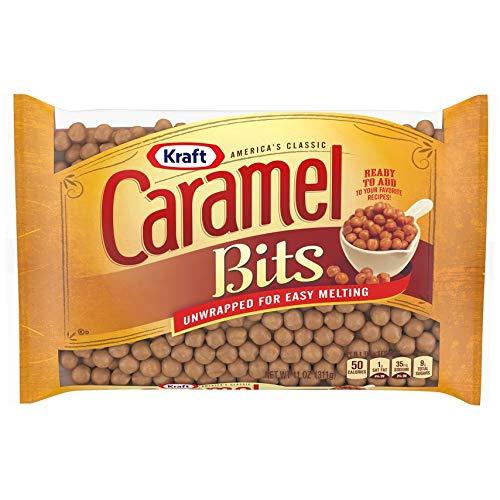 Kraft Caramel Bits 11 oz. Bag (PACK OF 2)