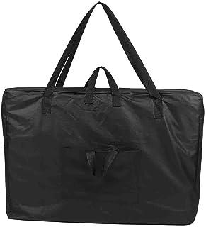 Bolsa de maletín para mesa de masaje, bolsa de hombro de lona universal para accesorios de mesas de spa 100x70cm