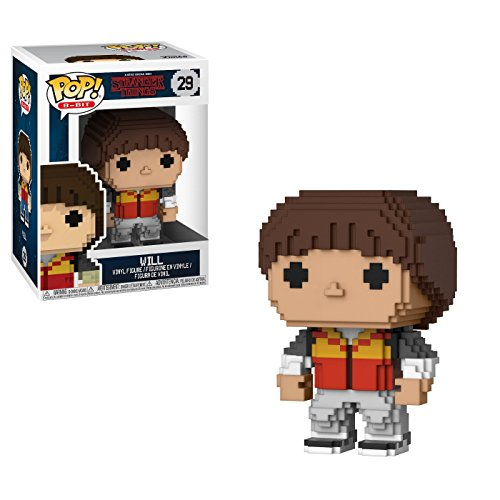 Funko 8-Bit POP! Stranger Things: Will Exclusivo
