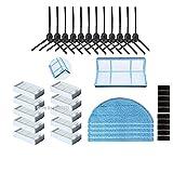 Cepillo Lateral HEPA Accesorios De Filtro Robot Aspiradora Partes/Ajuste para CHUWI Ilife V5s V5 X5 Ilife V3s V3s Pro V3l V5s Pro V50 (Color : NO20)