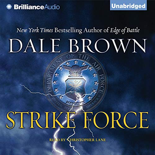 Strike Force audiobook cover art