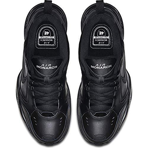 Nike Air Monarch IV Black/Black, US 9.5
