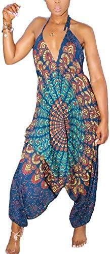 African print jumpsuit _image3