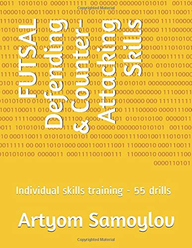 FUTSAL Defending & Counter-Attacking Skills: Individual skills training - 55 drills